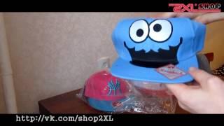 Видео обзор на кепки Jordan, Yankees, NY YMCMB, Sesame Street, Swag от 2XL Shop