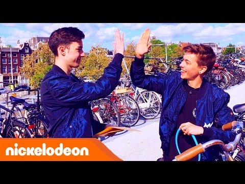 Hunters Mission I Aufregung im Fahrradpark |Nickelodeon Deutschland