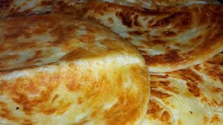 HOW TO MAKE PERFECT SOFT &amp LAYERED CHAPATI WITHOUT KNEADING  SOFT LAYERED KENYAN CHAPATI  PARATHAS