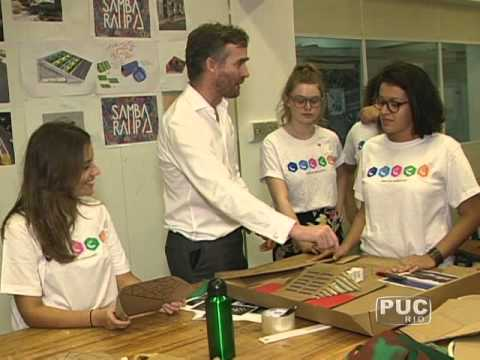 TV PUC-Rio: Creative Campus