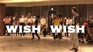 Wish Wish - DJ khaled ft. Cardi B and 21 savage Matt Steffanina Choreography