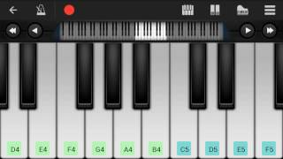 Hasi ban gaye (Easy piano tutorial).