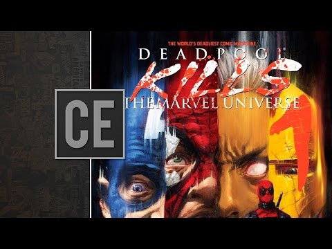 Deadpool Kills The Marvel Universe - 001 - The Third Voice