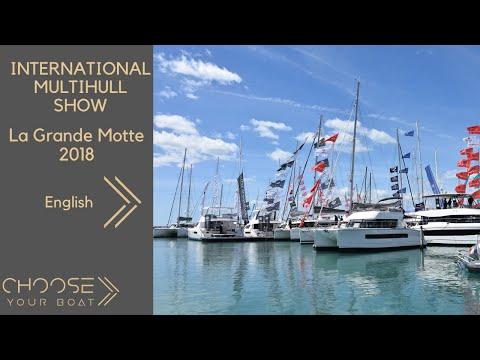 Multihull Boat Show in La Grande Motte Boat Show April 2018