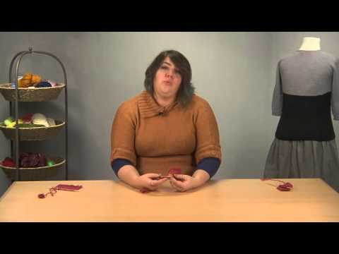 How to Increase and Decrease Knitting Stitches For Dummies Doovi