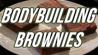 Bodybuilding Chocolate Protein Brownies