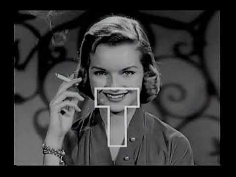 Retro Cigarette Commercials