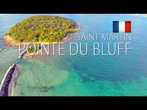 POINTE DU  BLUFF ~ Saint Martin ~ Best Drone Caribbean ~ WeBeYachting.com