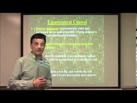 Experimental Control By Nestor Matthews
