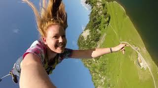 Bungee Jumping Interlaken Switzerland