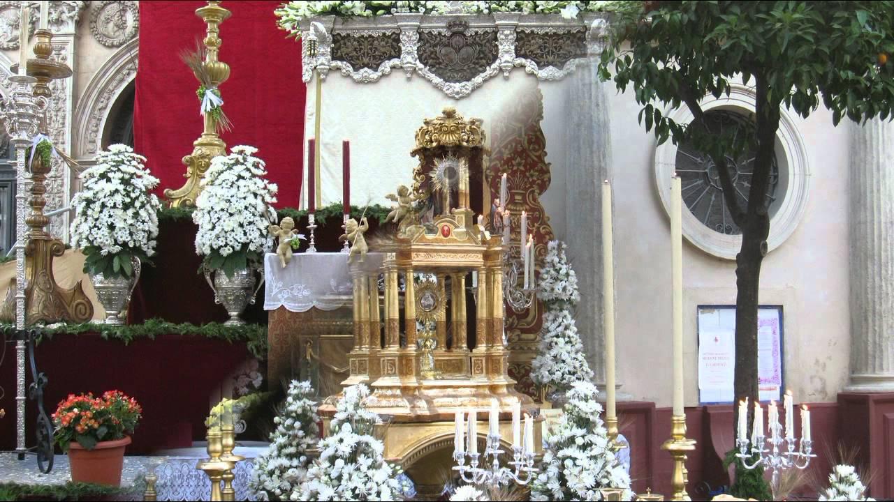 Imagenes de altares del corpus quot altares en las calles for Visitar la alberca y alrededores