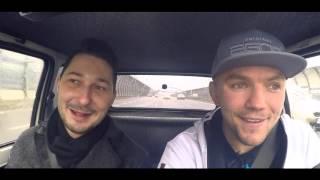 Łukasz ''Juras'' Jurkowski w Maluchu - odcinek #91 - [Duży w Maluchu] 2017 Video