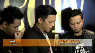 Band NOAH Raih SCTV Award 2013