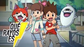 ¿qué rayos es yo kai watch el pokémon killer?