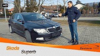Осмотр Skoda Superb В Италию /// Автомобили Из Германии