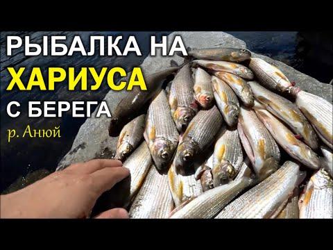 Июль, Анюй 2017. Горные реки Хабаровского края (HD)