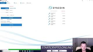 Upgrade SYSCoin wallet to 4.0 and Import your old wallet
