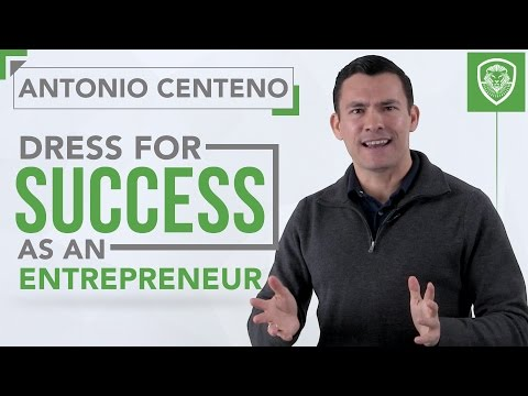 Dress for Success as an Entrepreneur