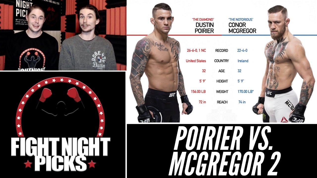 UFC 257 viewers guide - It's time to see how amazing Conor ...