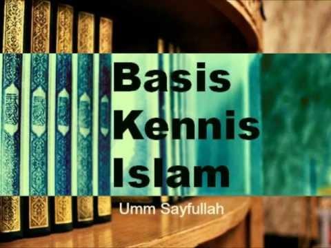Lezing Basis kennis; Melika [deel 1]