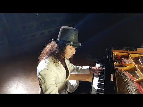 Mistheria & Max Hozic - Piano recording session behind-the-scenes