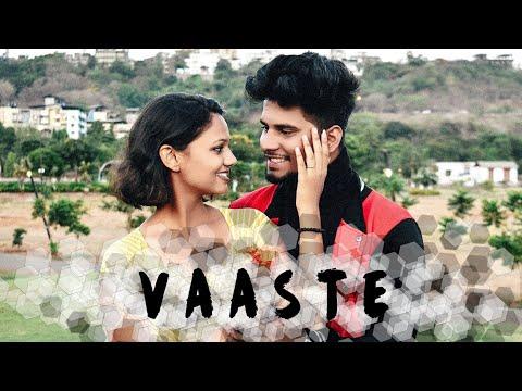 Vaaste - Cute Love Story | Anthony & Preeti | Dhvani Bhanushali |  Nikhil D | T-series | 2019