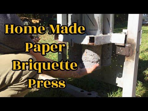 Paper Log Press Mach II