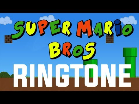 Super Mario Bros Theme Ringtone and Alert For iPhone - YouTube