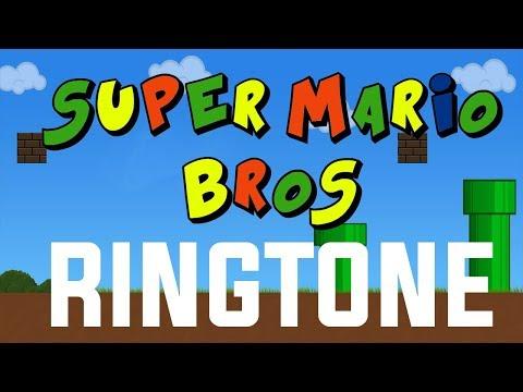Super Mario Bros Theme Ringtone and Alert