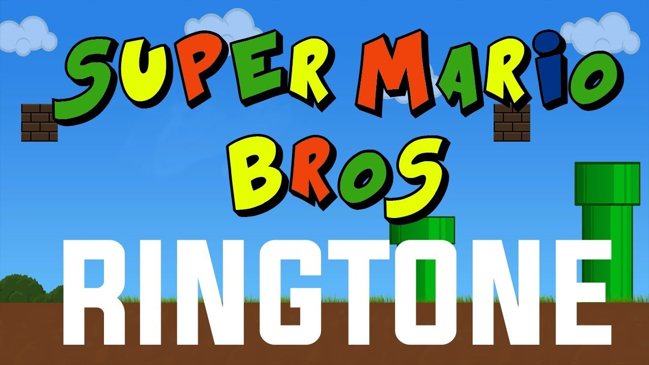 Super Mario Bros Theme Ringtone and Alert For iPhone