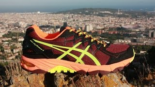 Asics Fuji Trabuco 4 Review