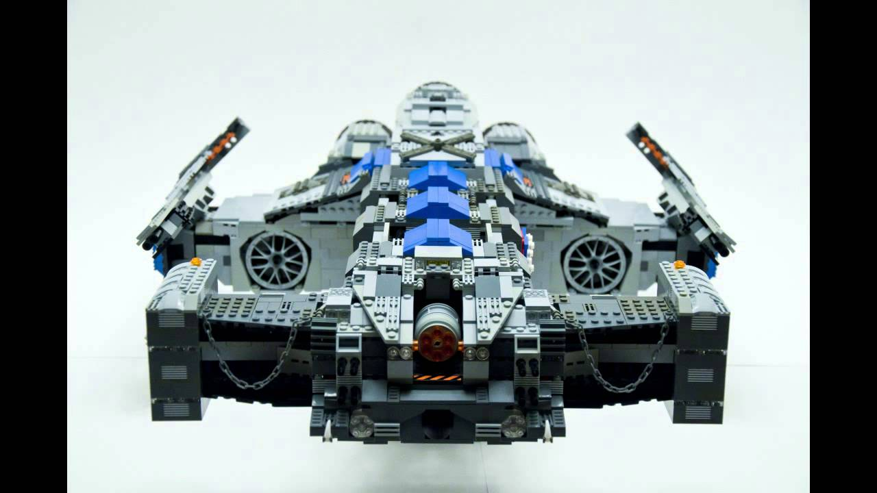 Lego Starcraft Battlecruiser Norad Ii Youtube