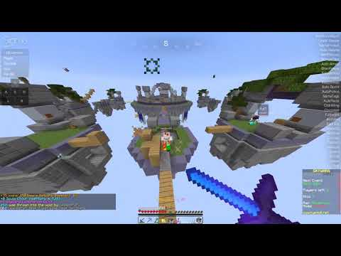 Hacking On Hypixel Skywars Is Fun W/ Sigma 5.0 Client