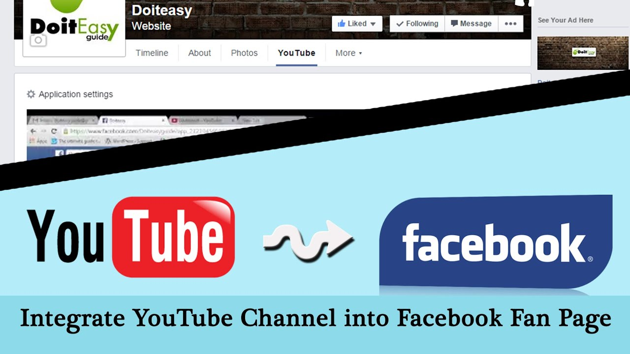 how to create a fan page on facebook 2015