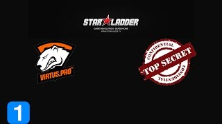 Dota 2 Highlights Virtus.Pro Polar vs Team is Secret - SLTV Star Series Season 10