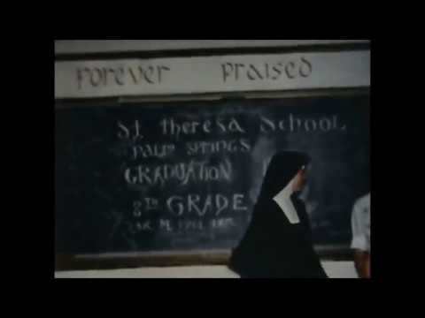 St  Theresa's Graduation Day 1961