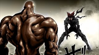 Monster Garou vs Darkshine is INCREDIBLE