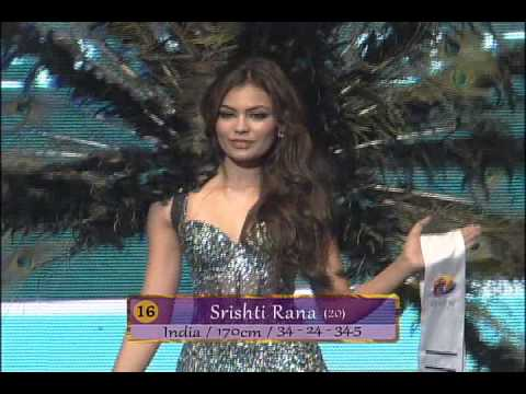 National Costume Segment of Miss Asia Pacific World Super Talent 2013