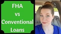 FHA vs Conventional Loans