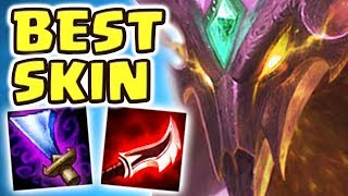 NEW ELDERWOOD NOCTURNE WITH ETERNALS ACHIEVEMENTS | RIOT WANTS US TO PAY FOR THIS?!? BEST NOC SKIN