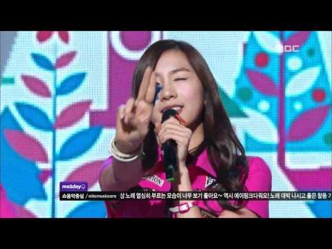 음악중심 - APINK - MY MY 에이핑크 - 마이 마이 Music Core 20111210