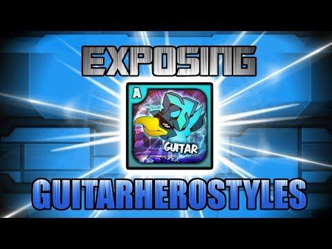 EXPOSING GuitarHeroStyles