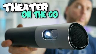 Best Portable Projector 2018 | Wanbo 720p Smart Projector Review