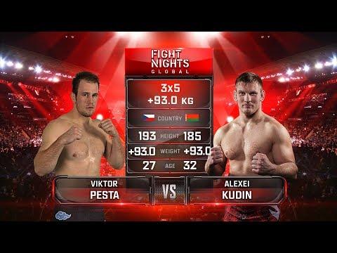 Viktor Pesta vs. Alexei Kudin / Виктор Пешта vs. Алексей Кудин