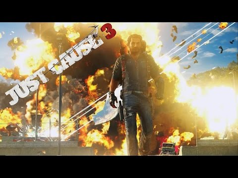 Analisis Unboxing Just Cause 3 PS4