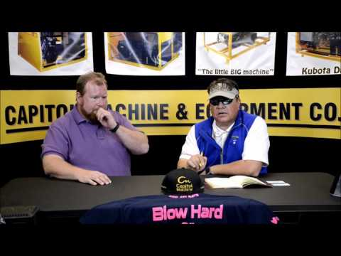 Todd Lytle of Spray Insulation Components on Machine Man Live