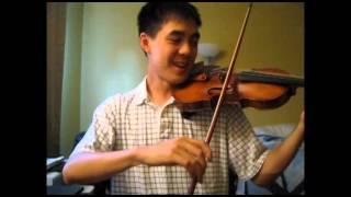 Comparing Violins: 1761 Gagliano vs 2012 V-80