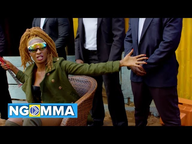 Cindy Sanyu - Copicat (Official Video)