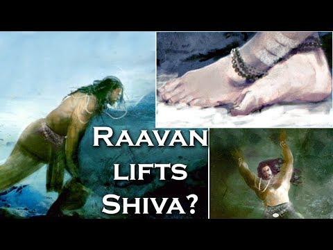 When Raavan dared to lift Lord Shiva!