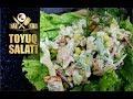 TOYUQ SALATI (Toyuq salatinin hazırlanması və resepti)